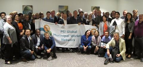 PSI LRG/Municipal Workers Global Network