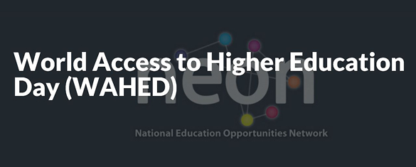 World Access to Higher Education Day