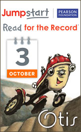 Join the Otis Book Parade!
