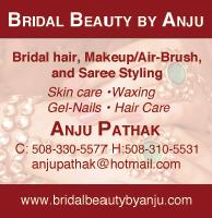 bridal beauty ad