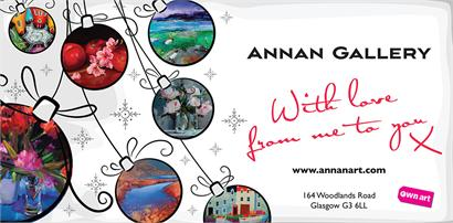 Annan Gallery Winter 2012 Banner
