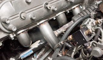 S10 Truck LS Swap Headers