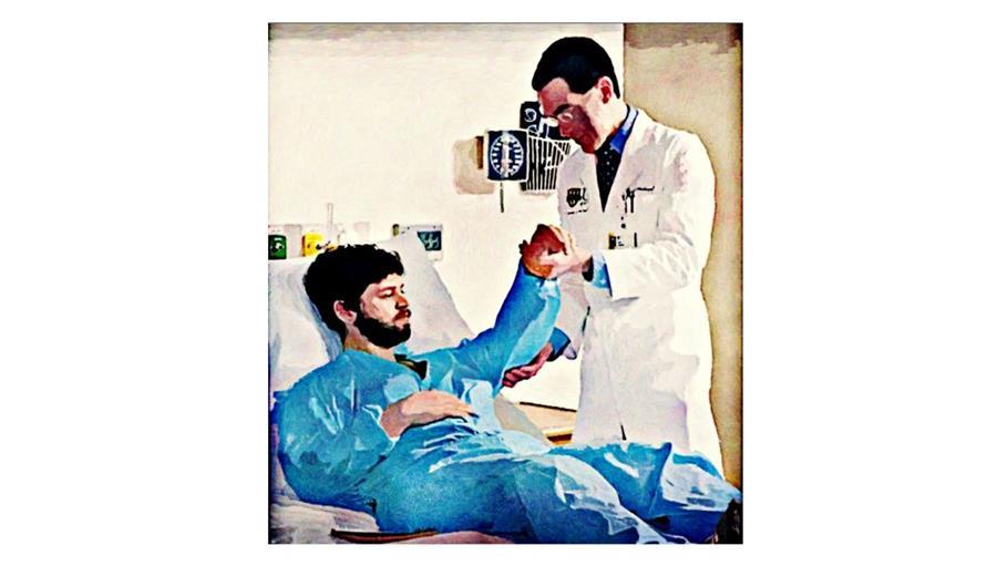 Dr. Joshua Wortzel and Dr. Mark Oldham
