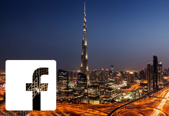 Dubai on Facebook