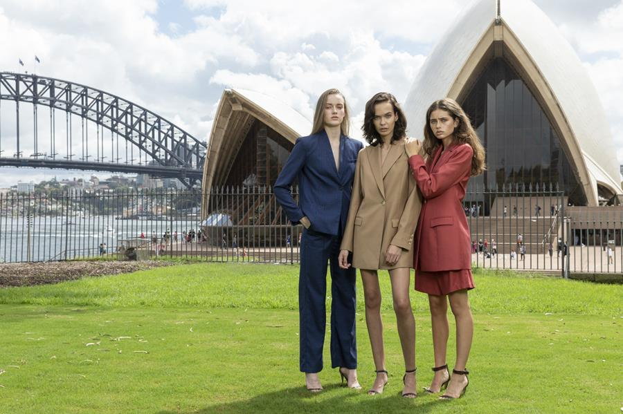 Mercedes Benz Fashion Week Australia