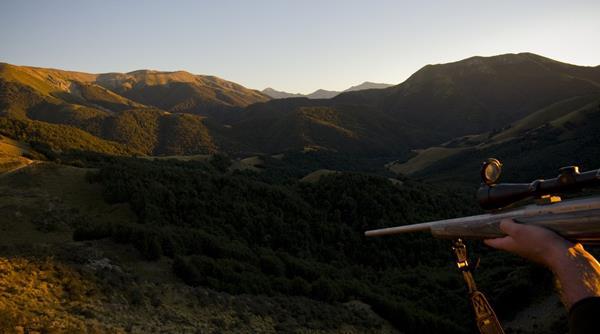 High Peak, New Zealand