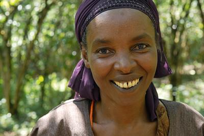 Abebech Argeta of Ethiopia - photo by Kyle Freund