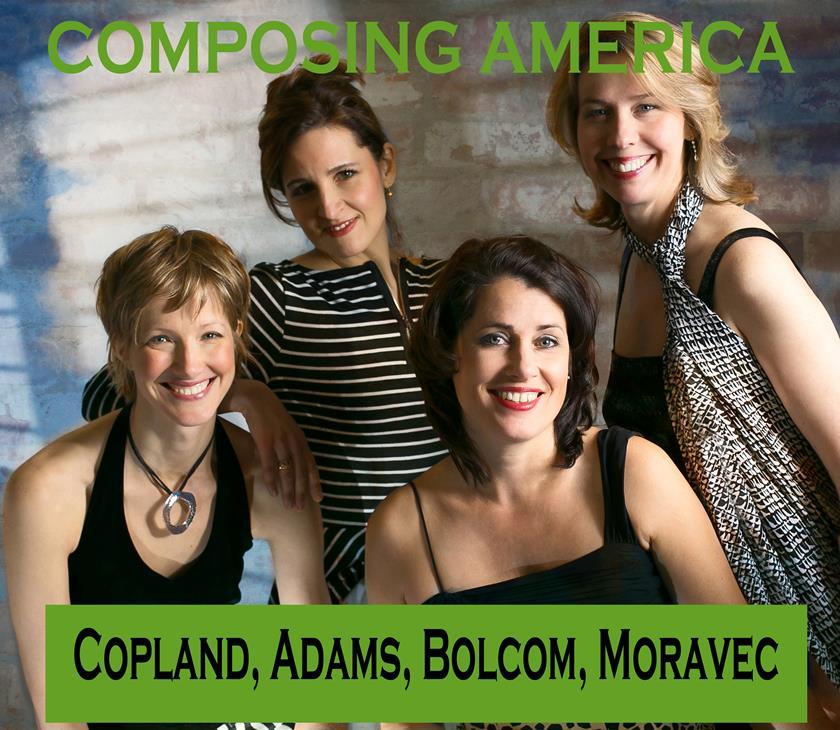 Lark Quartet: Composing America