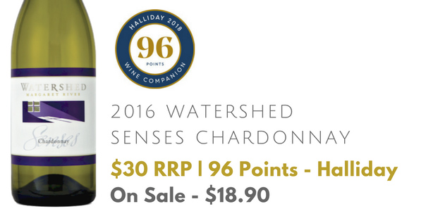 96 Point, $30 RRP Margaret River Chardonnay - Only $18.90