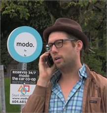 always call Modo if you cannot return the vehicle to its usual location due to parking restrictions at that location
