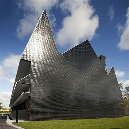 Penleigh and Essendon Junior Boys School  by McBride Charles Ryan