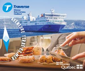 Traverse Matane - Baie-Comeau