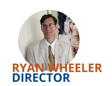 Image of the Peabody Institute's Director, Ryan Wheeler.