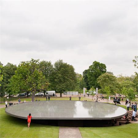 Serpentine Gallery Pavilion 2012 by Herzog & de Meuron and Ai Weiwei