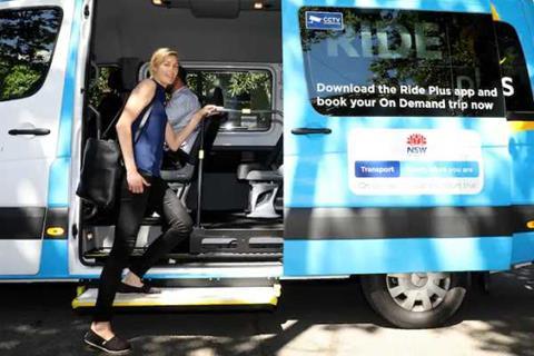 On-demand public transport