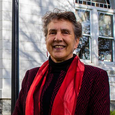 OCF Volunteer Ann Schuster