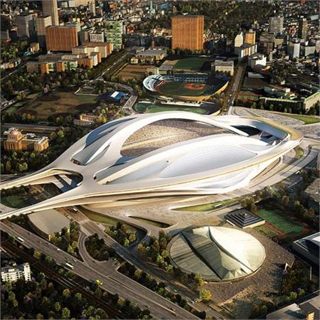 Zaha&#32;Hadid&#32;to&#32;design&#32;Japan&#32;National&#32;Stadium
