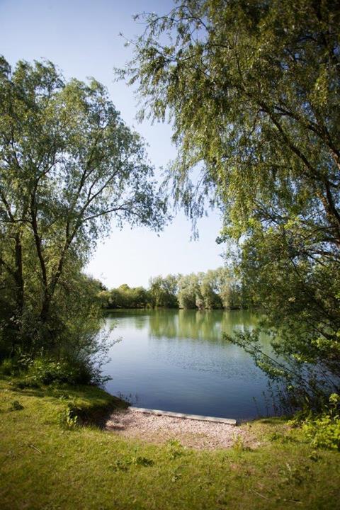 Bury Lane Fishing Lake