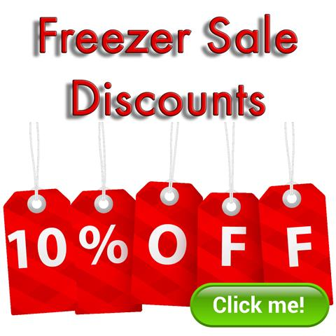 Freezer Sale Offers