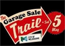 Garage Sale Trail advert