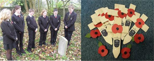 Tanfield School Remember