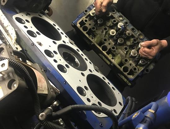 bells power services head gasket and core plug generator