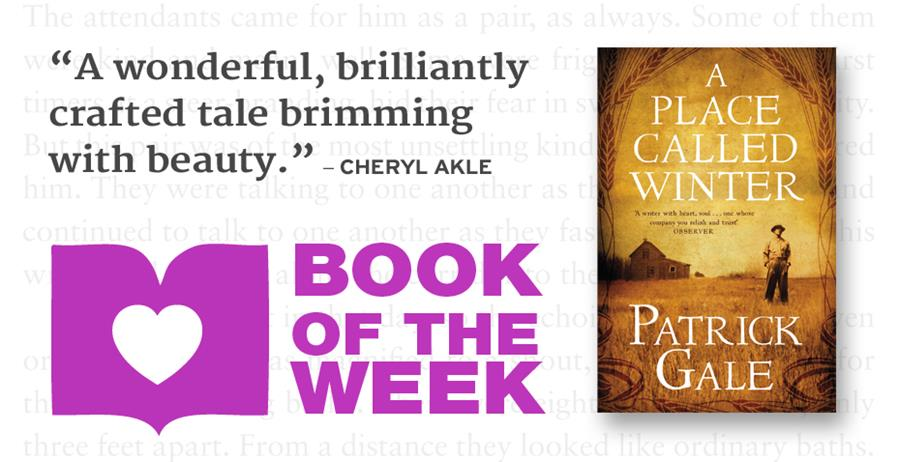 Book of the week: A place called winter