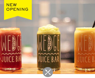 WEDGE JUICE BAR