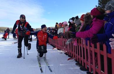 CXC Para Nordic Team