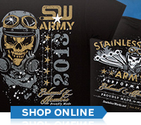 SW Army Shirts Are Here!