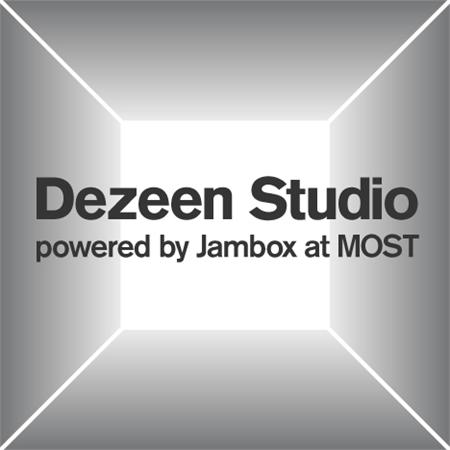 Dezeen Studio powered by Jambox at MOST