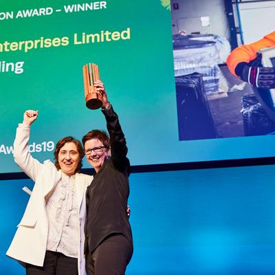 E-waste Social Enterprise Wins Premier's Sustainability Award