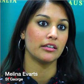 Melina Evarts - STG