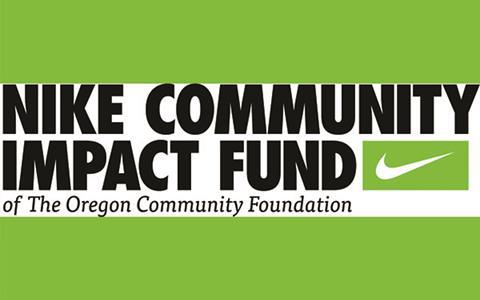 Nike Community Impact Fund Logo