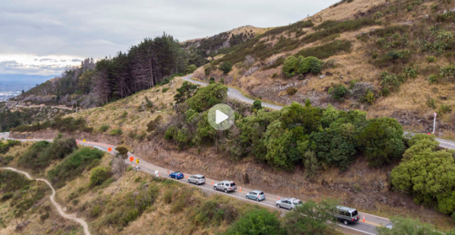 Dyers Pass Road video