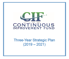 Draft CIF Strategic Plan