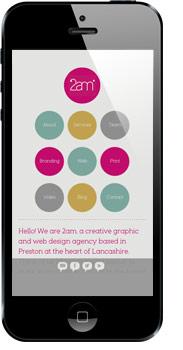 2am mobile website