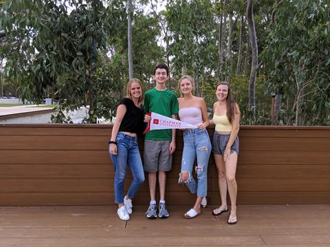 ISA Australia - Spring 2019