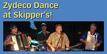 Zydeco Dance at Skipper's in Tampa