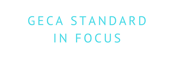 GECA Standard In Focus
