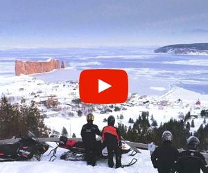 Vidéo Gaspésie
