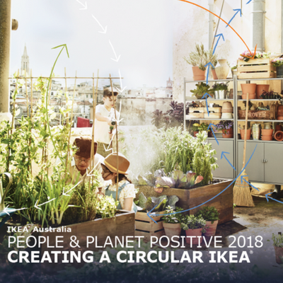 IKEA's People and Planet Positive Report 2018