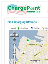 MAREC Places Electric Vehicle Charging Station Technology &ldquo;On the Map&ldquo;