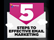 5 Steps to Effective Email Marketing