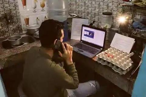 Remote working hampering innovation