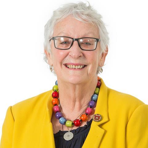 Karolin Potter, Board Chair