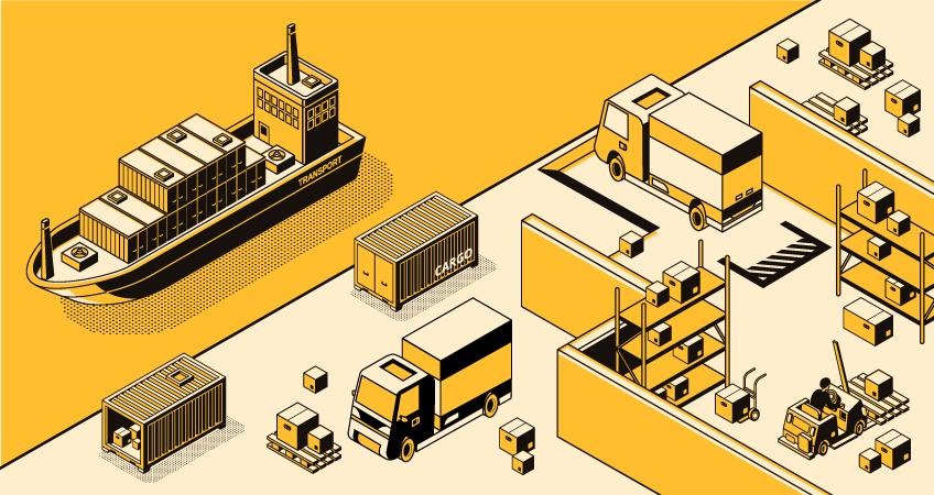 Morgenmøde: Nye teknologier ændrer logistikkæderne, 25. september kl. 8-10