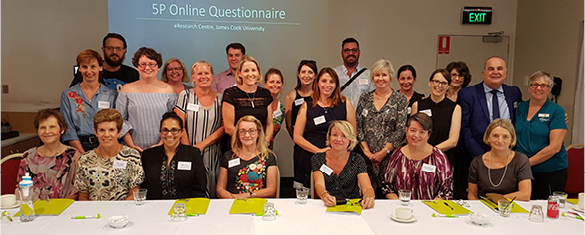 CQUniversity National Forum: 'A 5Ps Approach'