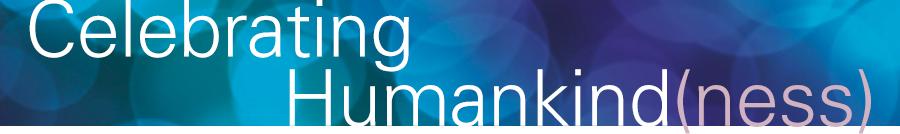 Celebrating Humankind(ness)