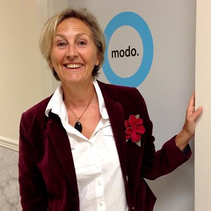 Modo CEO, Nathalie Baudoin